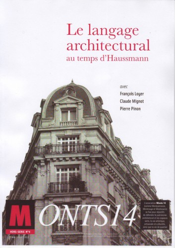 Journal de Monts 14 - Langage architectural