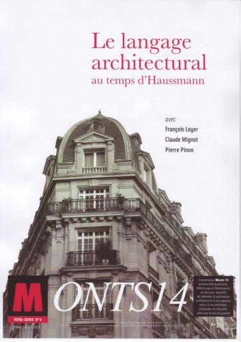 Journal de Monts 14 - Langage architectural