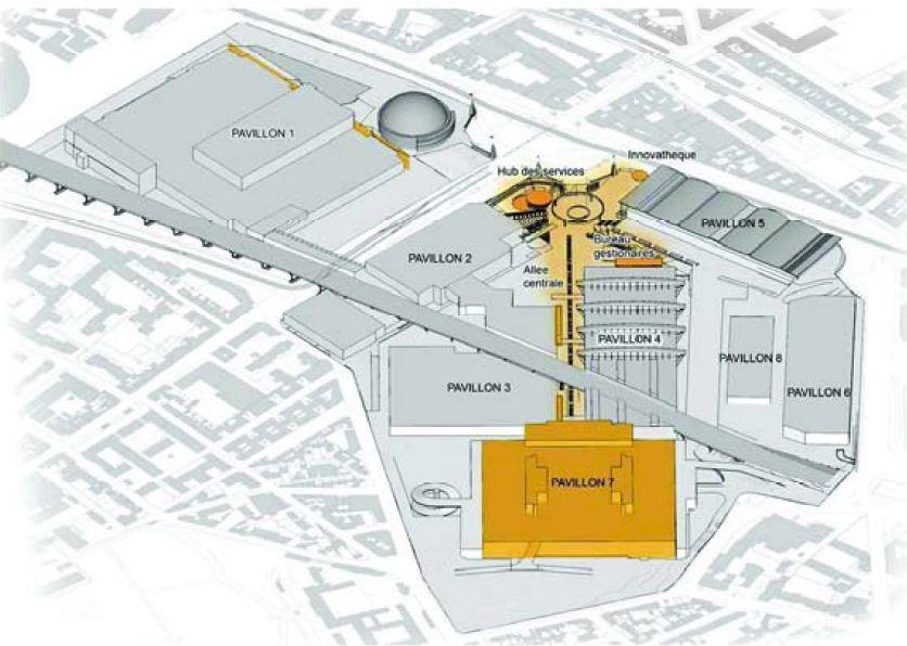 Urgent j 3 avant la fin de l enqu te publique 10 avril - Parking c parc des expositions porte de versailles ...
