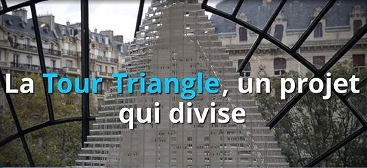 tour triangle projet qui divise