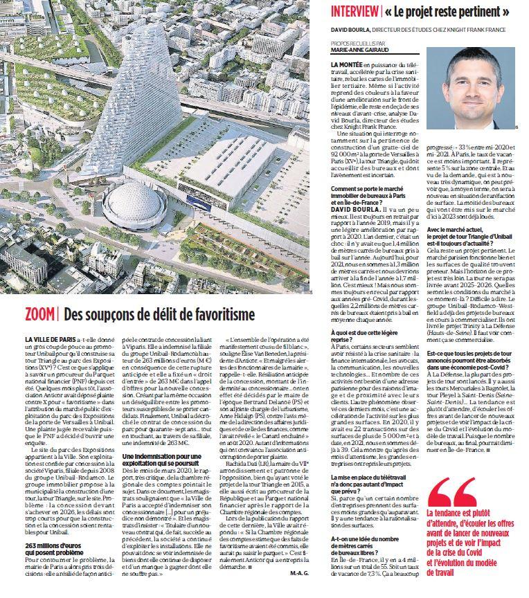 Le Parisien du Lundi 11 Octobre 2021 - page 2